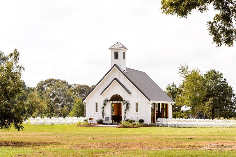 Open Wall Chapel