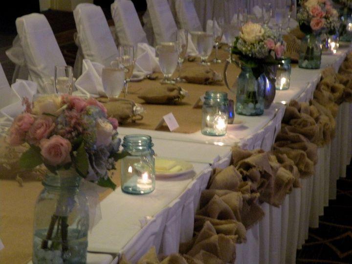 Tmx 1462583659184 Close Up Headtable Ann Arbor, Michigan wedding rental
