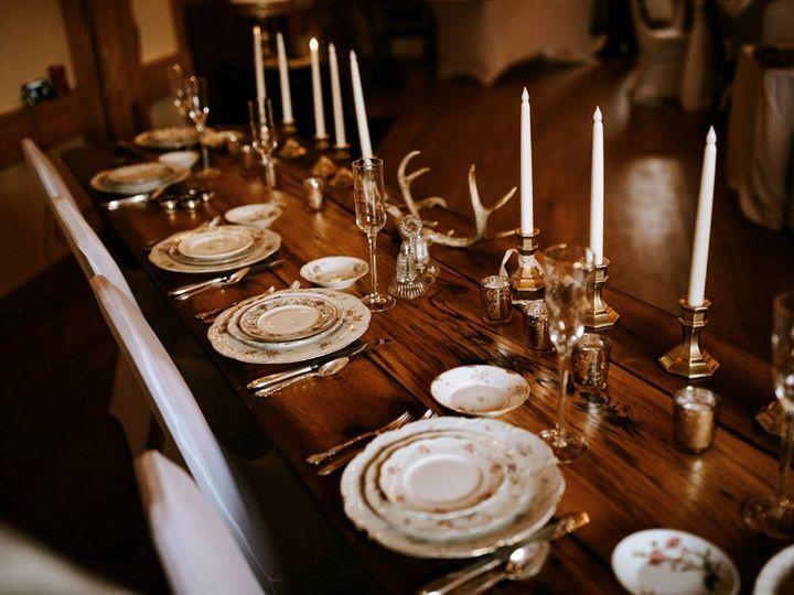 Tmx Harvest Tableww 51 908170 V1 Ann Arbor, Michigan wedding rental