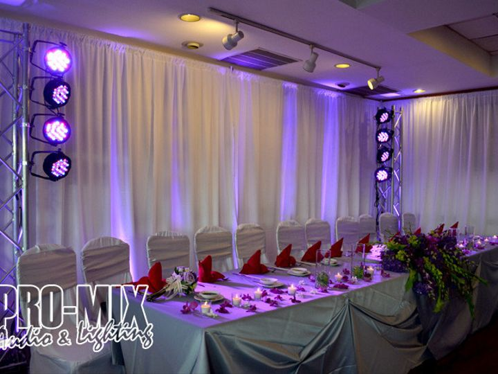 Tmx 1415470348295 Pipe And Drape Uplights Bensenville wedding eventproduction