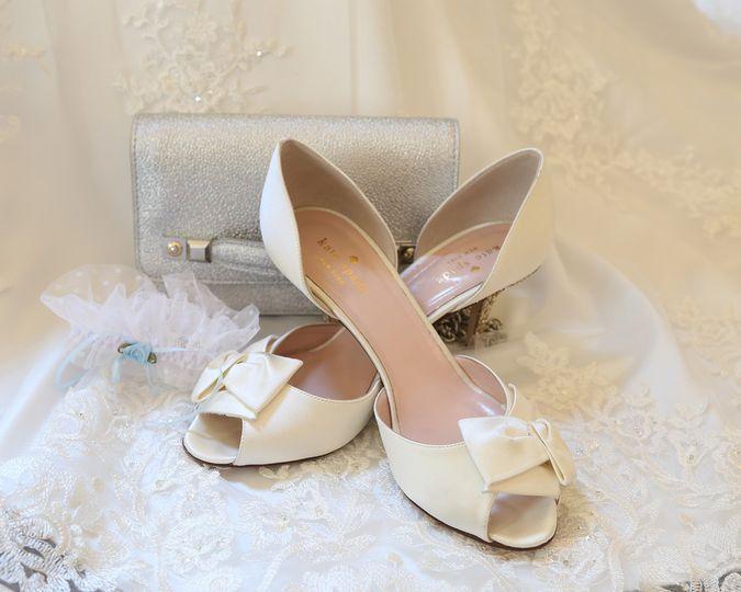 Bride's essentials