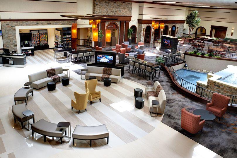 Hotel Lobby/Great Room