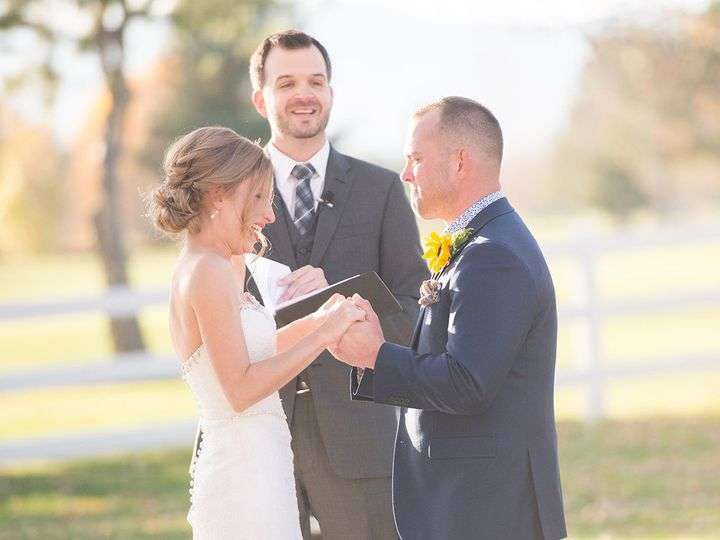 Tmx 1534395750 C3a50afa818741e2 1534395749 833a417e825601ad 1534395748700 2 Brandon And Karen  Englewood, CO wedding officiant