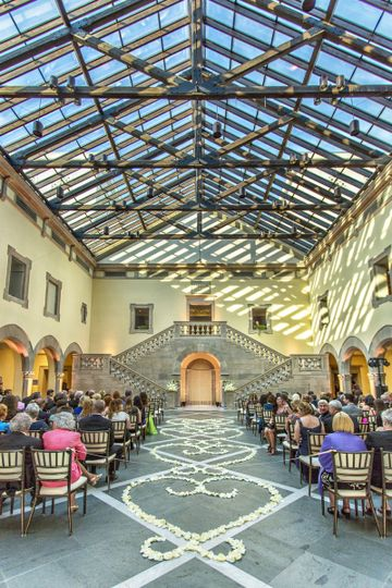 Chrysler museum of art wedding ceremony reception venue for Craft shows in hampton roads
