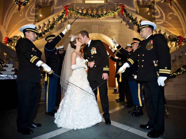 Tmx 1445968253860 Sword Arch Stage Right Norfolk, VA wedding venue