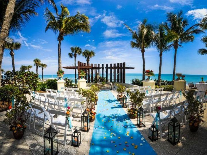 Tmx 1364430063520 BridalShowcaseCeremonyPinkPelican Vero Beach, FL wedding venue