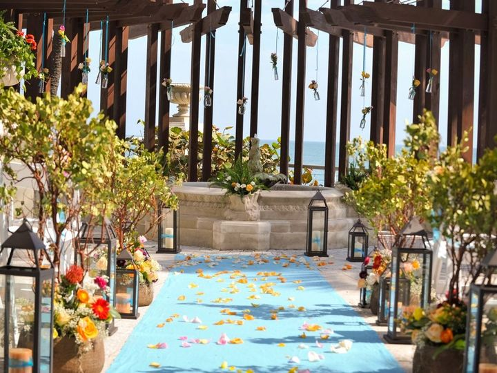 Tmx 1364430073867 BridalShowcaseCeremony1 Vero Beach, FL wedding venue