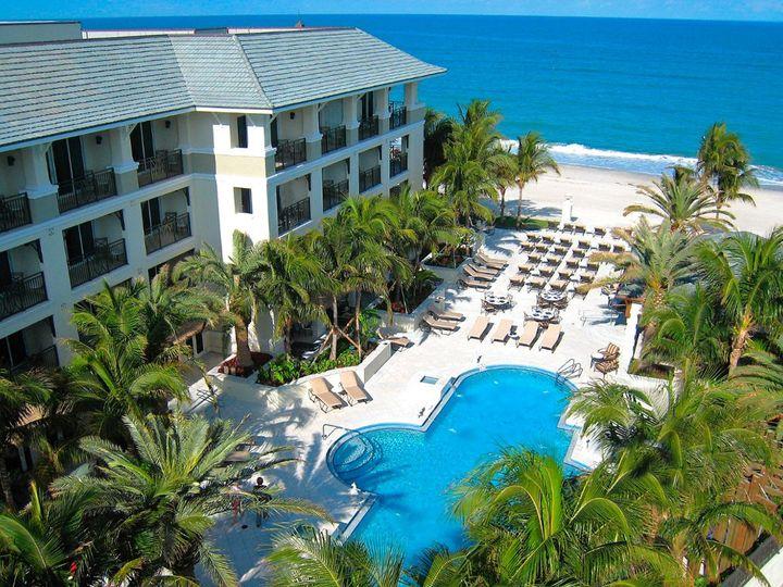 Tmx 1364430258029 VeroBeachHotelSpaFloridaAerial Vero Beach, FL wedding venue