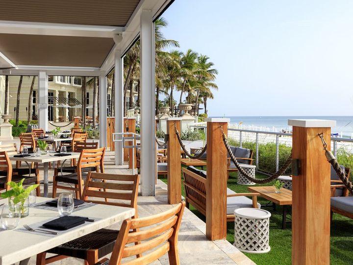 Tmx Vero Beach Rest Patio 01 51 161270 160009530131369 Vero Beach, FL wedding venue