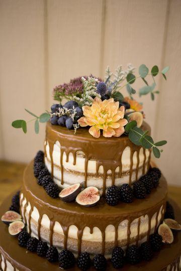 Cake Flowers 📷 Whit Meza