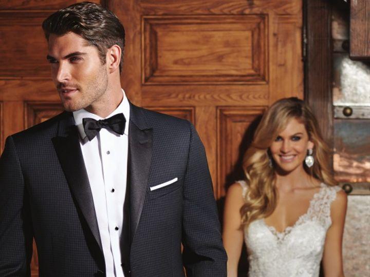 Tmx Ike Behar Slim Fit Check Tuxedo Julian 51 122270 Ridgewood, New Jersey wedding dress