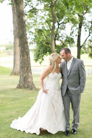 Kelly & Ryan's wedding.