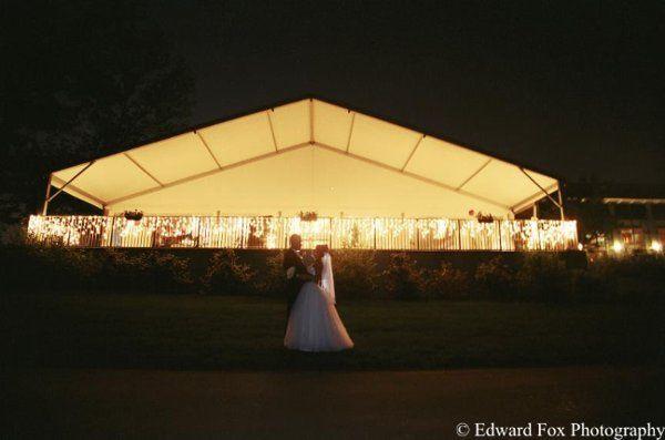 Tmx 1326312324491 OutsidePavilionNight Itasca, IL wedding venue