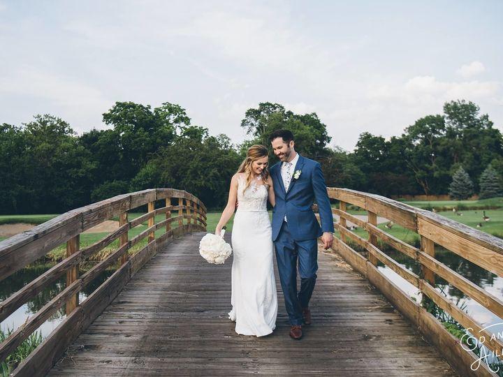 Tmx 1537297885 D83bf383085bbaa7 Sarah   Kevin O Brien On Golf Course 03 Itasca, IL wedding venue