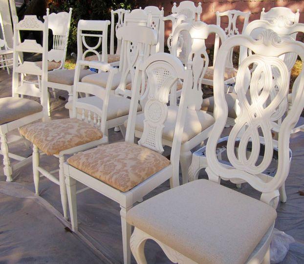 Sweet Vintage Seats
