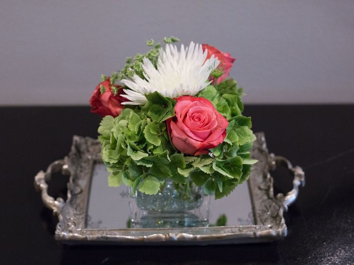Tmx 1510169460825 Susan Strine Bar Side Table Floral Snohomish, WA wedding florist