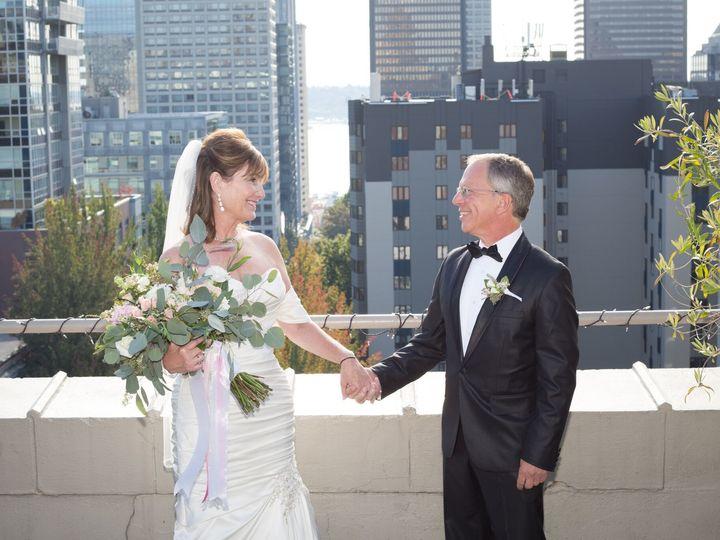 Tmx 1510170227427 Susan  George On Patio Snohomish, WA wedding florist