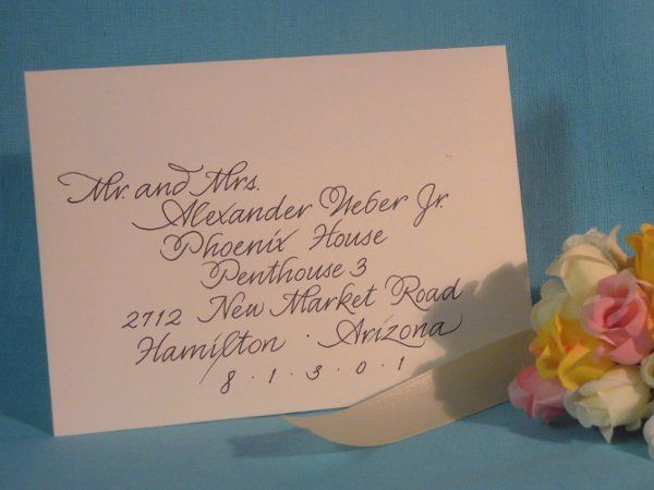 Tmx 1323395026561 P1010788 Huntingdon Valley wedding invitation