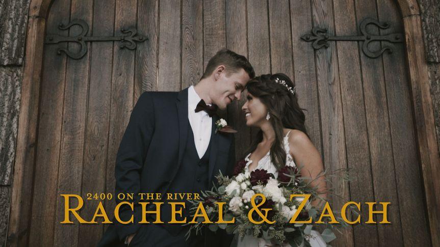 Rachael and Zach