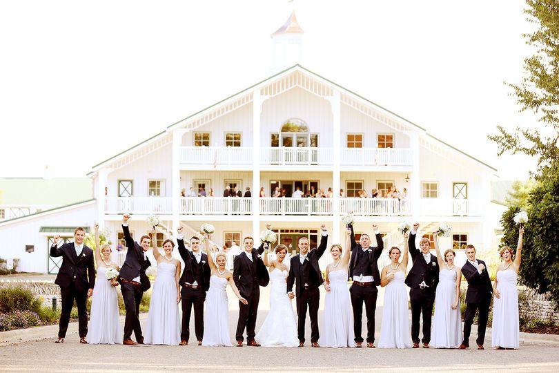 Irongate Equestrian Center Venue Croton OH WeddingWire