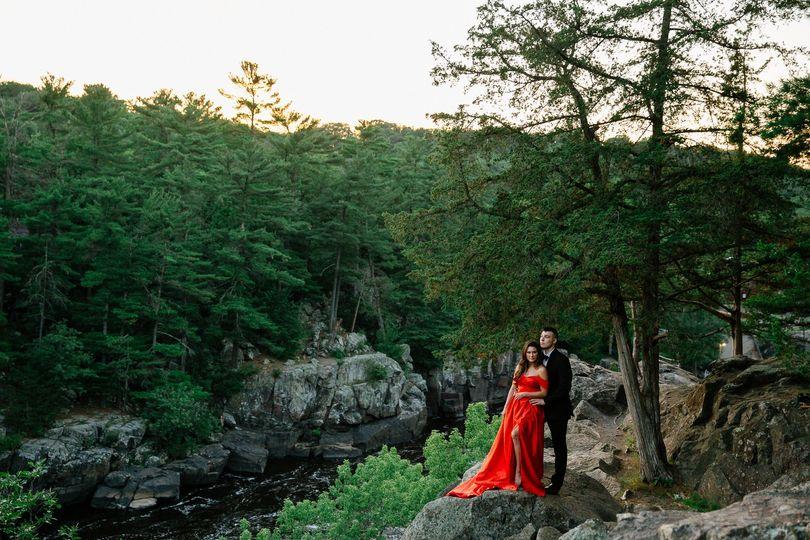 Breathtaking forest vistas - Jen Montgomery Photography