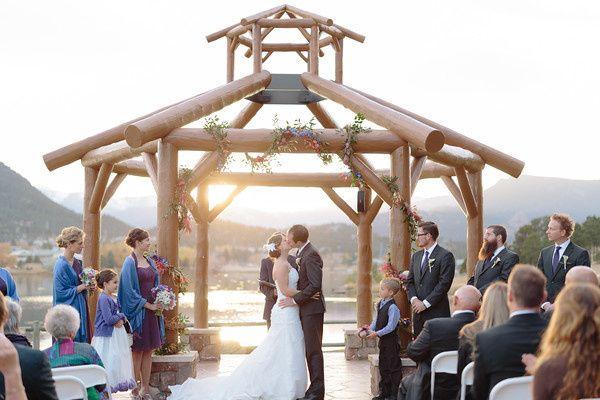 Tmx 1425663336017 Gazebo Sunset Estes Park, CO wedding venue