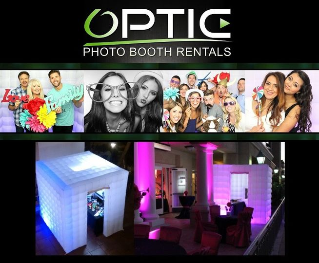 optic enclosed booth