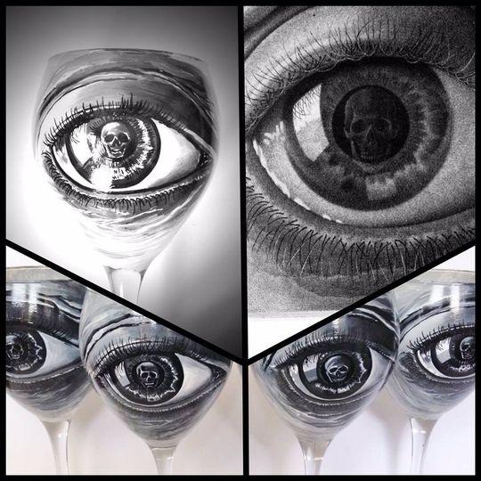 mc escher eye