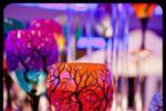 Wine Me? Hand Painted Glassware image