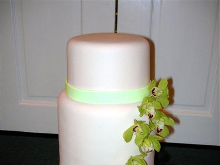 Tmx 1289840611438 Orchid Lancaster wedding cake