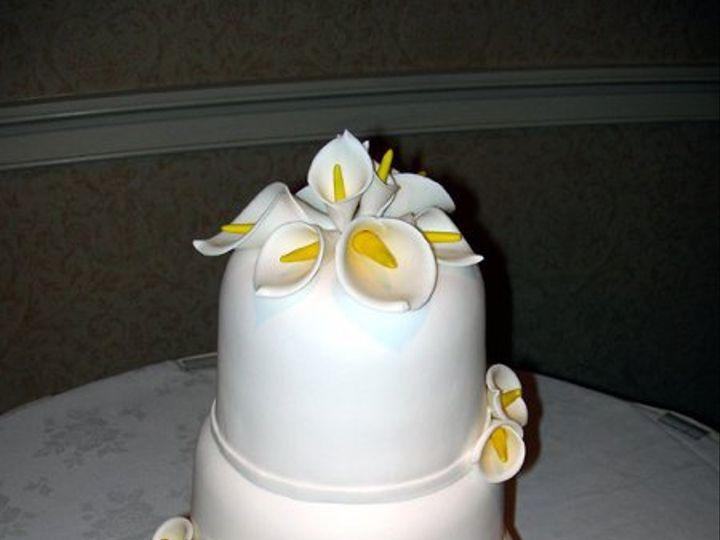 Tmx 1289840619657 Callaliliycake Lancaster wedding cake