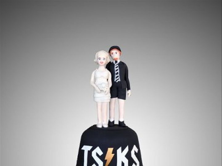 Tmx 1289840623860 ACDCcake Lancaster wedding cake