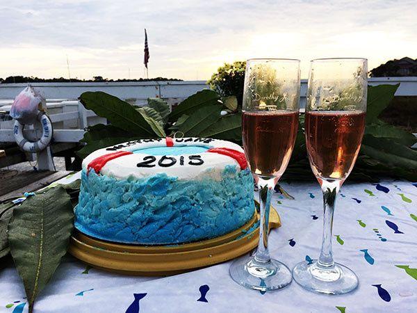 boatchristeningcake