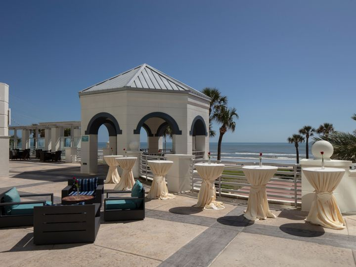 Tmx Doc Bales Patio Gazebo 51 151370 159404655891237 Daytona Beach, FL wedding venue