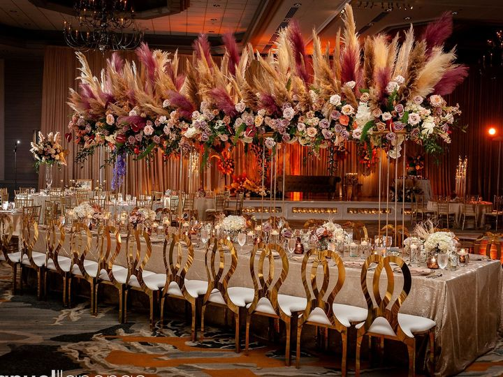 Tmx Estate Table Pampas Bridge4 51 151370 162393478553739 Daytona Beach, FL wedding venue