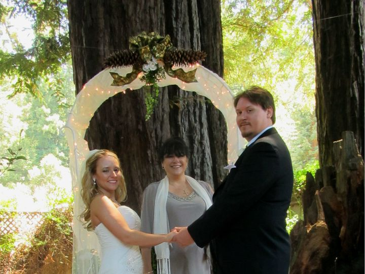 Tmx 1426968597692 Emilyrevdestim Sacramento wedding officiant