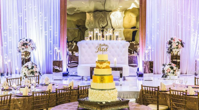 Wedding Reception Coordination in Kansas City by iDev Event Company.