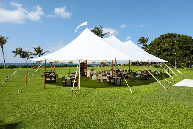 & Hawaii Tents and Events - Event Rentals - Waipahu HI - WeddingWire