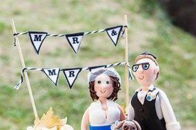 Miami Expression Design - Handmade Custom Cake Toppers