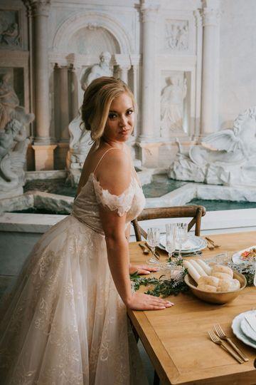 WeddingDay Magazine Shoot