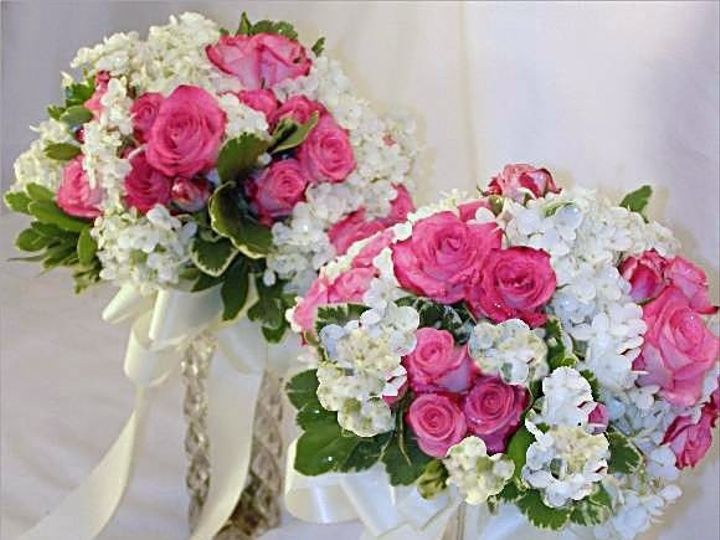 Tmx 1457026686662 Pinkwhite Portland, OR wedding florist