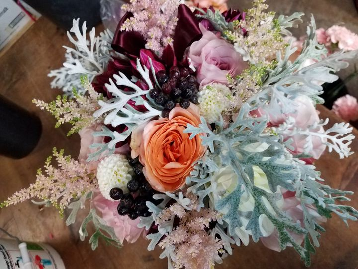 Tmx 1510943407940 20170827183811 Portland, OR wedding florist