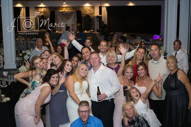 Carrier Wedding September 2015 at On The Rocks