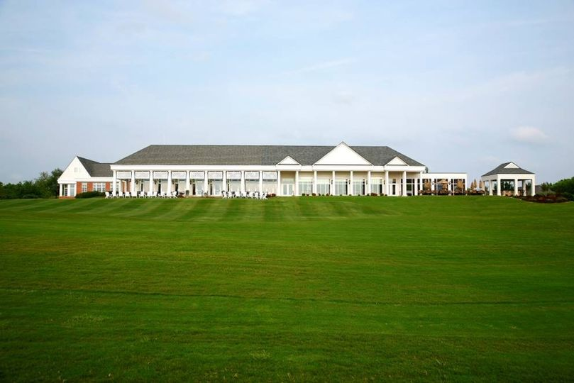 lawn at clubhouse