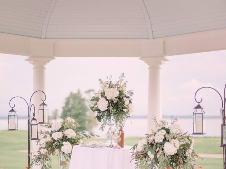 Tmx Gazebo Decor 51 25370 161677219092395 Williamsburg, VA wedding venue