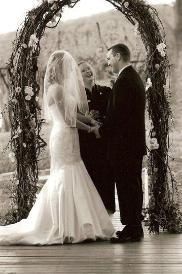 Shea & Justin's ceremony