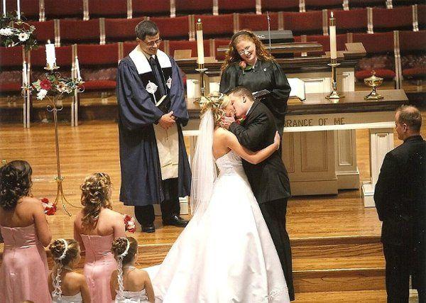 Heather & Matt's ceremony