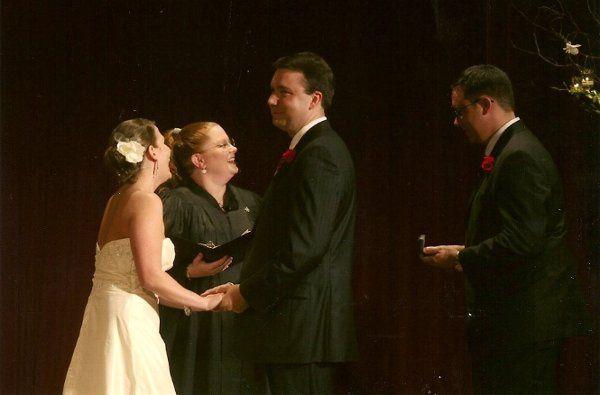 Eva & Eric's ceremony