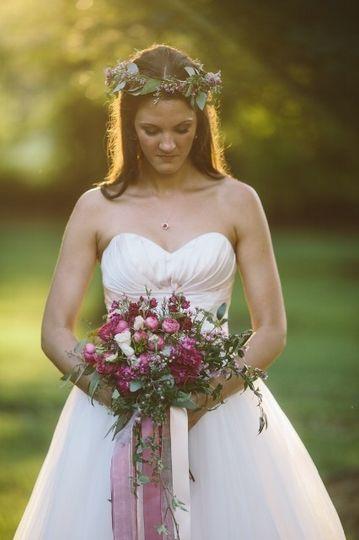 personal bouquet organic plum