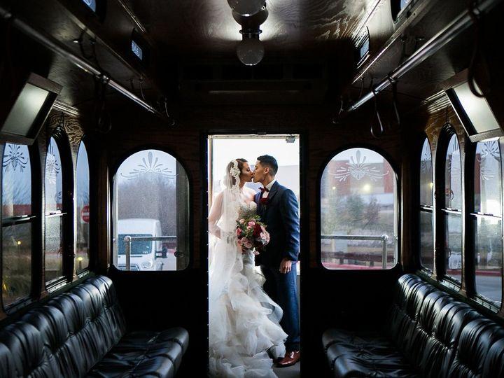 Tmx 1519318688 0d1e39832b87ab81 1519318686 F66bd82e3f0908f9 1519318683931 3 Inside Trolley Austin, TX wedding venue